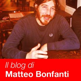 Blog Matteo Bonfanti