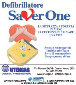 Defibrillatore Utengas