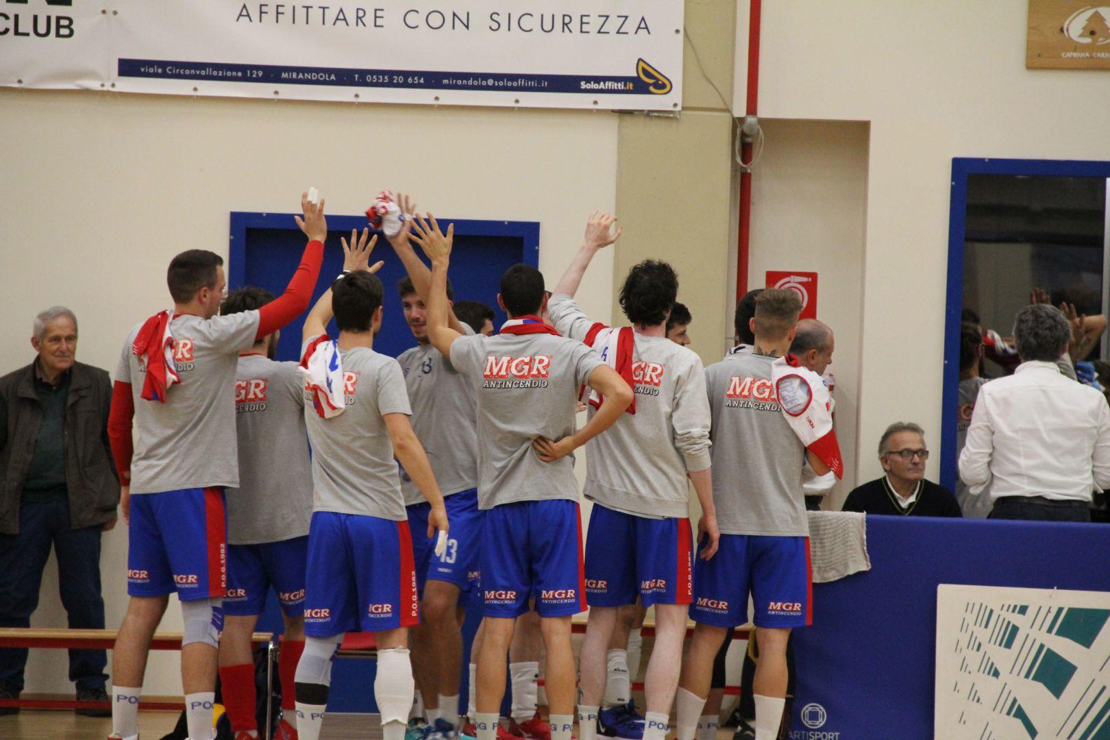 Volley, sconfitta amara al tie break per Grassobbio contro Mirandola - Bergamo & Sport