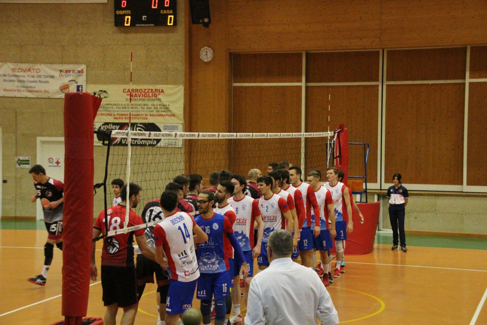 Volley Serie B, sconfitta dolorosa per Grassobbio « Bergamo e Sport - Bergamo & Sport